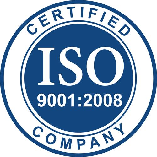 ISO certfication